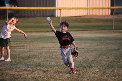 2010-10-14 - Tumbling and Baseball 095 web